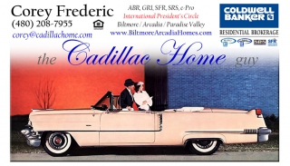 Corey Frederic with Biltmore Arcadia Homes for Sale