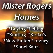 Shawn I. Rogers, REALTOR - West USA Realty with www.MisterRogersHomes.com