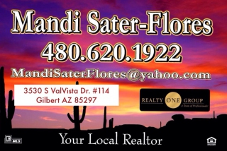 Mandi Sater-Flores with Realty One Group
